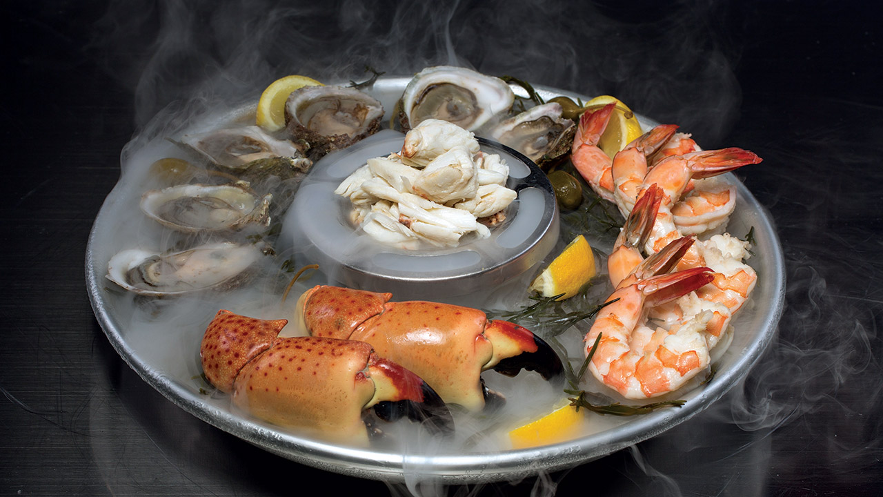 Seafood franchises