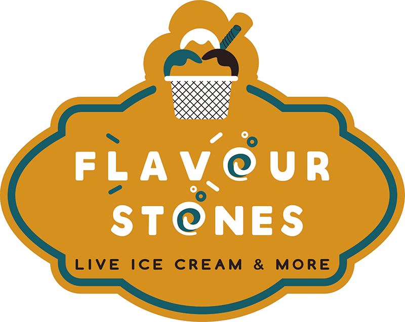 Flavour Stones Live Ice Cream And More