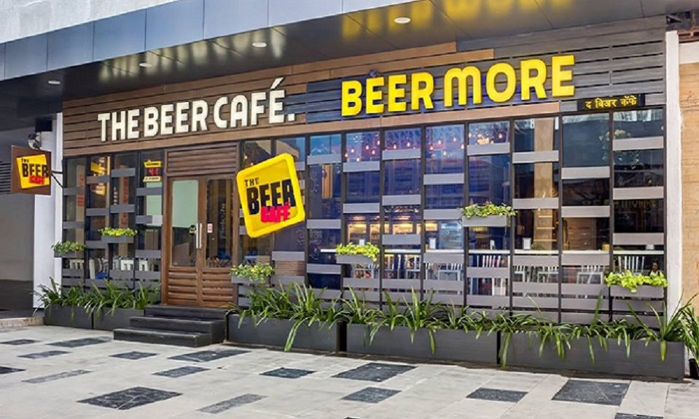 Beer Cafe revenue crosses Rs 100 crore