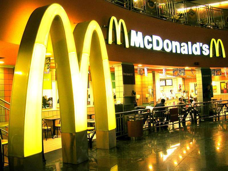 How do I open a McDonald's franchise in India?