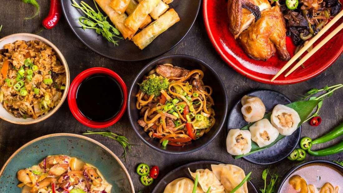 Asian Food Franchises