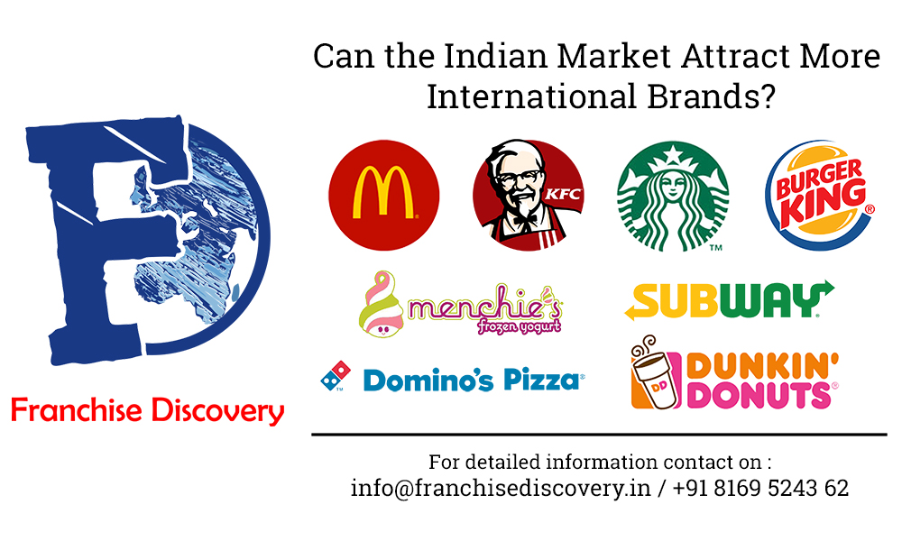Can the Indian Market attract more International Brands ?
